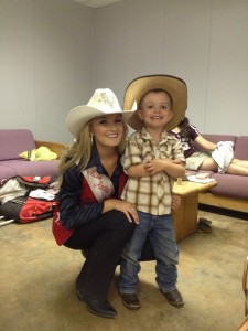 My First Official Appearance As Miss Rodeo Texas Belton 4th Of July Celebration