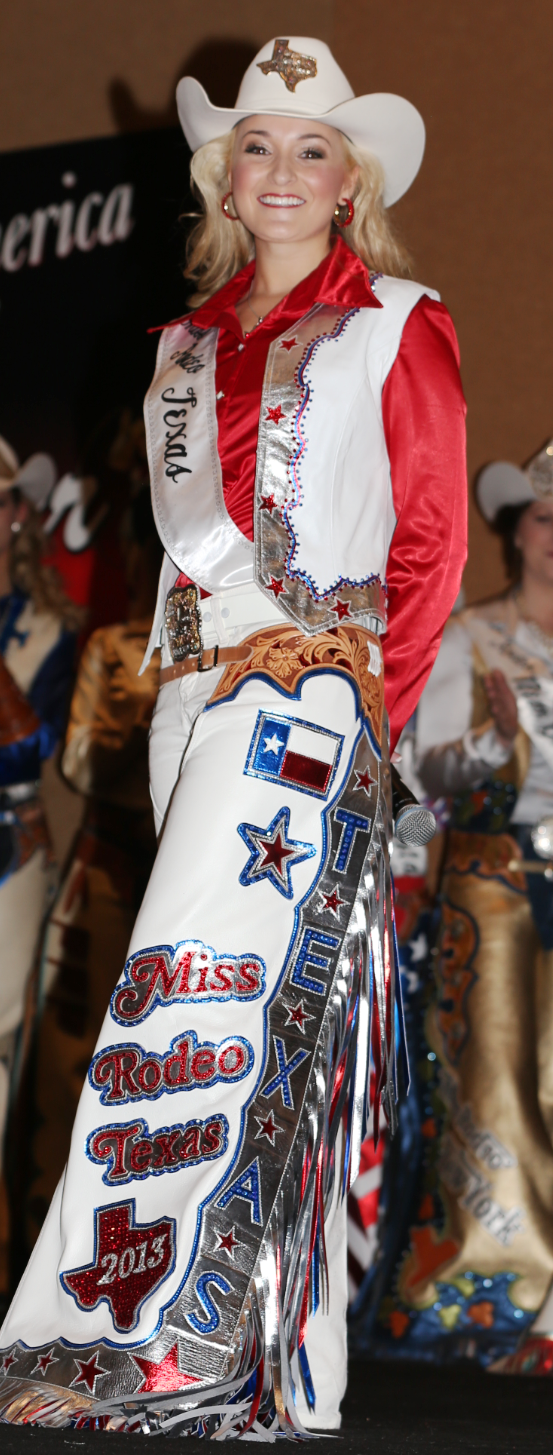 Viva Las Vegas And The Miss Rodeo America Contest Miss