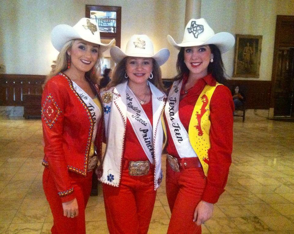 Miss Rodeo Austin Pageant And Rodeo Austin Miss Rodeo